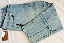 AKADEMIKS Size 48x32 Mens Jeanius Level Products 5 Pocket Jeans NWT MSRP $76