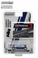 Helio Castroneves Greenlight 1/64 #3 AAA IZOD Indy Car IN STOCK Free Ship