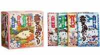 YAKUSEN MEGURI Japanese Hot Spring Bath Salts Set 18 packs Japanese Onsen