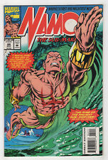 Namor: The Sub-Mariner #44 (Nov 1993 Marvel) Glenn Herdling Geof Isherwood X