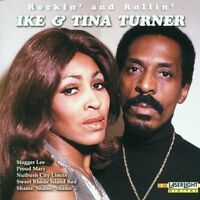 Ike & Tina Turner Rockin' and rollin' (compilation, 18 tracks) [CD]