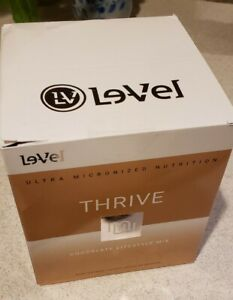Thrive Le-Vel Shake Lifestyle Mix Chocolate New Weight Loss