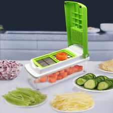 12 PCS Nicer Dicer Plus Super Slicer Fruit Vegetable Peeler Chopper Grater