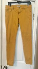 Express Colored Denim For Women size 8