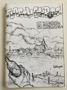 Flaschenpost #1 (Suptras Rostock) ERSTAUSGABE  / Fanzine Ultras Hooligans Hansa