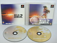 WILD ARMS 2nd IGNITION PSone Books Ref/ccc PS1 Playstation Japan p1