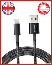 Anker 6ft / 1.8m Premium Nylon Lightning Cable, Apple MFi Certified for iPhone /