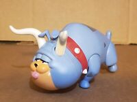 "Bulldog Krypto Fisher Price DC Comics Pet 6.5"" Action Figure Mattel 2004"