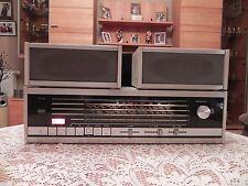 Grundig 8074 ST Stereo Receiver + Original Boxen  70 er Jahre