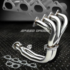 4-2-1 STAINLESS RACING MANIFOLD HEADER/EXHAUST 94-01 ACURA INTEGRA LS/GS/RS DC4