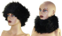 LADIES FAUX FUR FASHION HEAD BAND LATEST STYLE KEEP HEAD AND EARS WARM WINTER UK