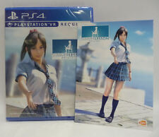 VR SUMMER LESSON MIYAMOTO HIKARI PS4 ASIA VERSION ENGLISH TEXT NEW