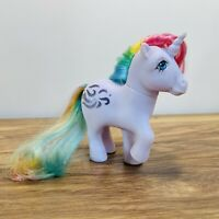 Vintage My Little Pony, Windy G1, Toy, Unicorn, Hasbro, Collectable, 1980's