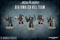 Warhammer 40K Deathwatch Kill Team Adeptus Astartes Space Marines Veterans
