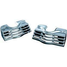 Kuryakyn Spark Plug Head Bolt Covers Chrome #7260 Harley Davidson