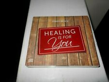 HEALING IS FOR YOU (2014) Joseph Prince Pre-Owned 4- CD Set (VG) Free Shipping