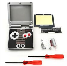 Gameboy Advance SP GBA SP NES Coque Remplacement Rechange Case Cover