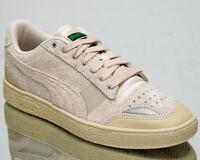 Puma x Rhude Ralph Sampson Lo Men's Whisper White Grey Lifestyle Sneakers Shoes