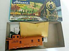 HO Scale Athearn Denver Rio Grande cupola  Caboose   Kit  DRGW 01435