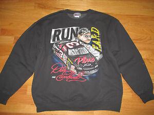 Hanes 1997 DALE EARNHARDT Winston Cup Champions RUN HARD STOP FAST LG Sweatshirt