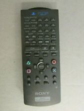 Sony SCPH-10150 Playstation 2 PS2  DVD Remote Control - TESTED WORKS - Free Ship