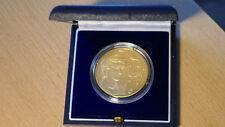 médaille princesse Diana en similor belgique 2007