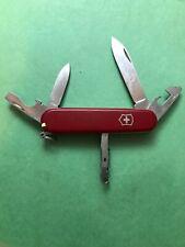Victorinox Spartan Swiss Army Knife Red