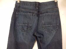 Urban Pipeline Sz 30x32 Slim Straight Dark Jeans  cotton measured 30 x 30
