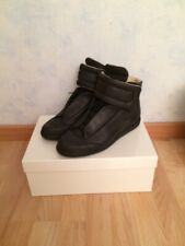 Maison Martin Margiela Future Black High Top Sneakers (Size 9US / 42EU)