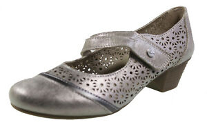 NEU footflexx Komfort Damen Schuhe EUR 37 Pumps Halbschuhe Slipper Gold w60