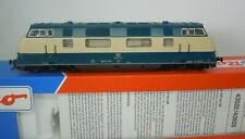 Roco H0 Diesellok BR 220 012-9 der DB blau/beige in OVP 43522