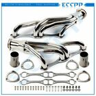 STAINLESS RACING MANIFOLD HEADER for CHEVY/PONTIAC/BUICK 265-400 SMALL BLOCK SBC  for sale