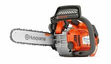 "New Husqvarna T540XP Chainsaw 37.7CC  14"" Bar 2.4 HP Top Handle Saw"