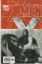 UNCANNY X-MEN 400...VF/NM...2001...Giant Size Anniversary!...Bargain!