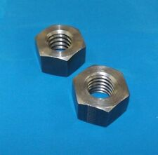 304080-nut 1 1/4-5 acme hex nut, steel 2 pack for acme RH threaded rod