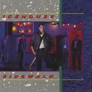 Icehouse Sidewalk 4 Extra Tracks Remastered Digipak CD NEW