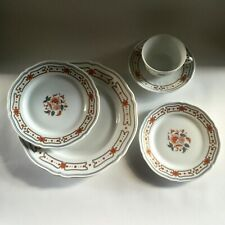 Richard Ginori Taormina China Place Setting (5 pieces) Made in Italy Rust