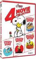 Peanuts: 4-Movie Collection [New DVD] Boxed Set, Dubbed, Subtitled, Widescreen