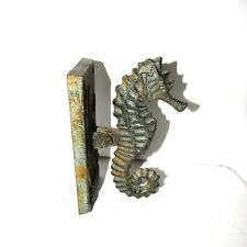 Hardware Antiques Old Ship Small Interior Door Knocker Detailed Bronze Brass Nautical Sail Boat Wide Selection;