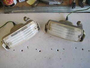 1969 Buick Sport Wagon backup reverse lights Estate Wagon 69-71