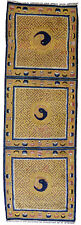 Hand made antique Chinese Ningsha Runner rug 3' X 8.2' (91CM X 250CM) 1880 1L18