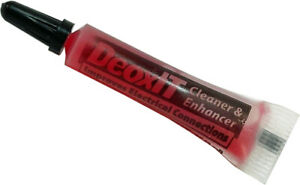 FRESH STOCK CAIG LABS DeoxIT® 100% solution, 2mL Squeeze Tube, D100L-2C