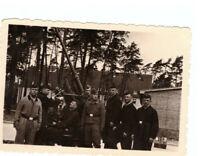 Foto 2.WK  Flak Geschütz  Luftwaffe Kaserne Dessau ca. 1940 Wehrmacht WW2 C40