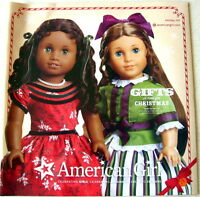 NEW AMERICAN GIRL HOLIDAY 2011 CATALOG FEATURING MARIE-GRACE CECILE MOLLY KANANI