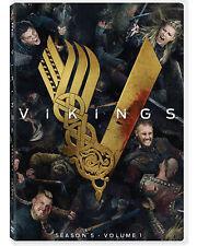 VIKINGS Stagione 5 - VOLUME 1 (3 DVD) SERIE TV WARNER BROS