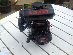 Howard 200 220 Bantam new loncin engine Rotavator Rotavator