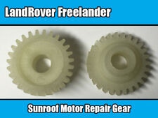 Sunroof Motor Gear For Land Rover Freelander Repair Kit Replacement NO: 1 White