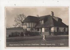 Honeysuckle Tea Cottage Minstead Hampshire 1950 RP Postcard 669b