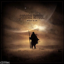 SONORA RITUAL - WORSHIP THE SUN, ORG 2016 GERMAN vinyl LP, 150 COPIES, SEALED!