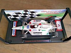 2004  CORBIN RUSSWIN GREENLIGHT AKRON HARDWARE INDY CAR 1:18 EX/NM